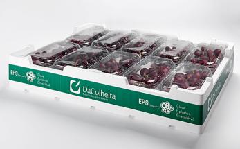 Embalagem em isopor DaColheita - save food